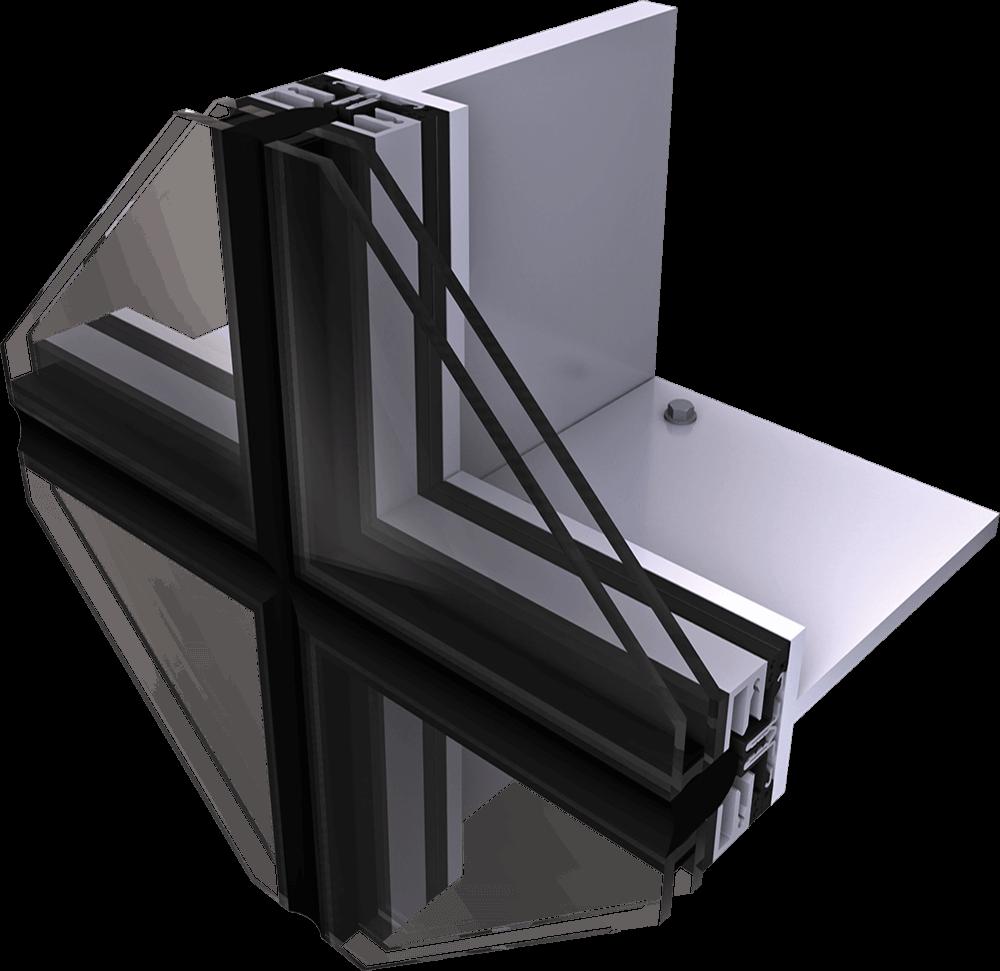 Steelbuilt Curtainwall Infinity Systems Glass Steel