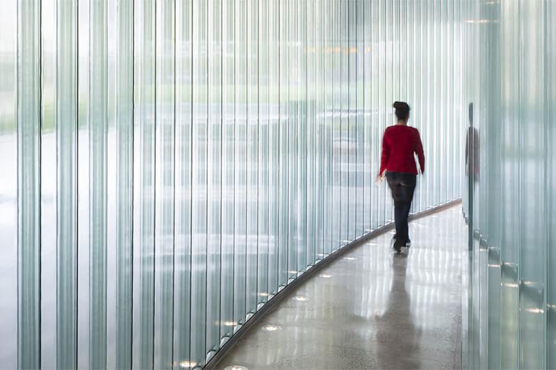 University Of San Francisco Channel Glass Case Study