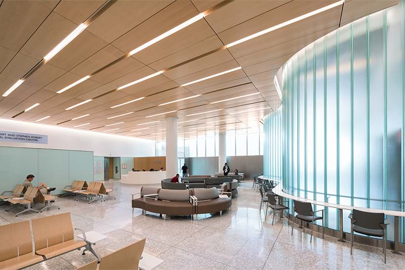 NewYork Presbyterian Hospital ER | Daylighting Case Study
